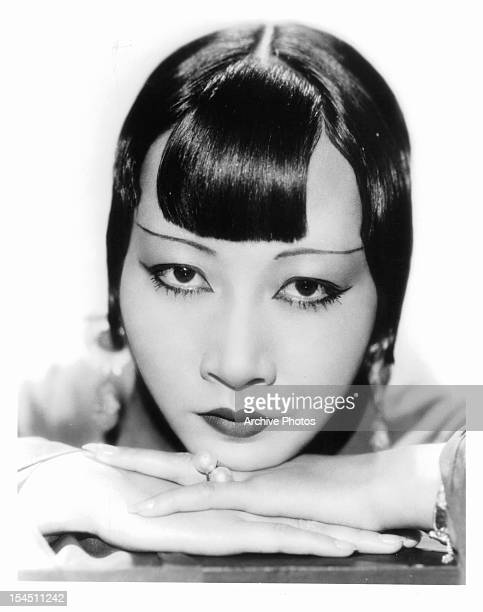 Anna May Wong publicity portrait for the film 'Limehouse Blues' 1934