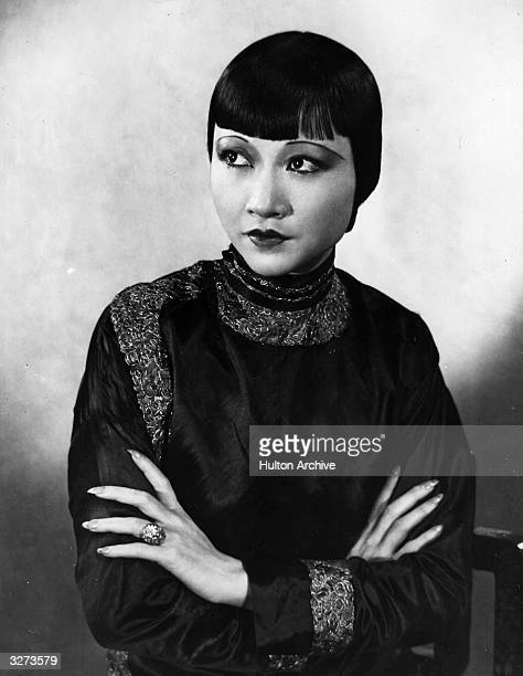 Anna May Wong stars as Liu Chang in the film 'Tiger Bay' directed by J Elder Wills for Wyndham