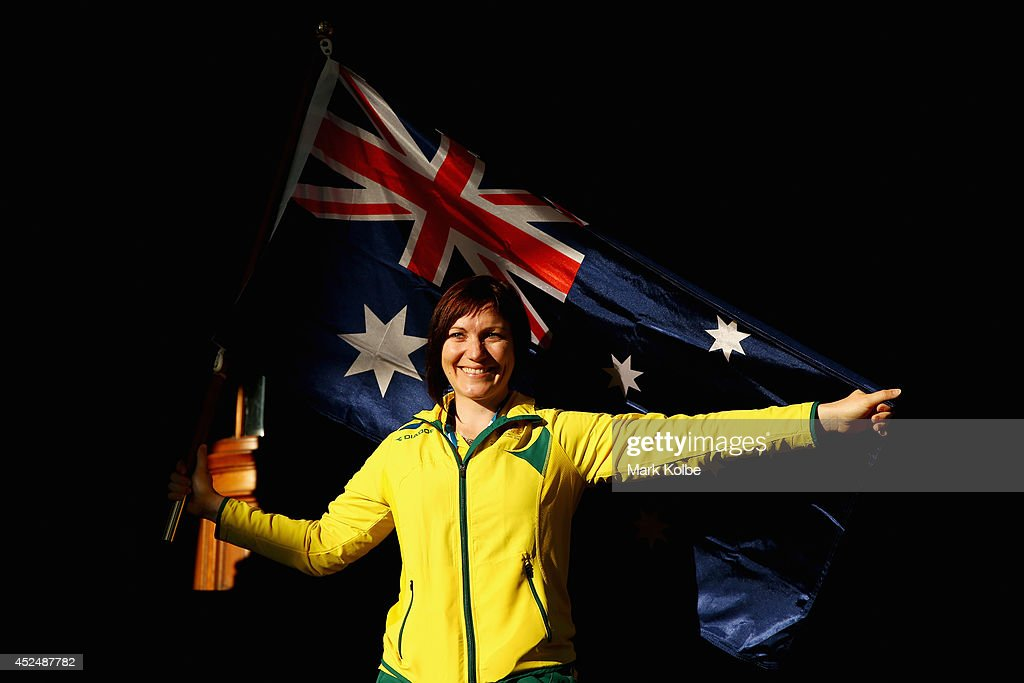Australian Team Reception-20th Commonwealth Games 2014