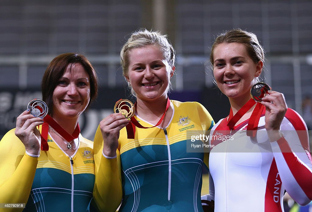 20th Commonwealth Games - Day 4: Track Cycling : ニュース写真