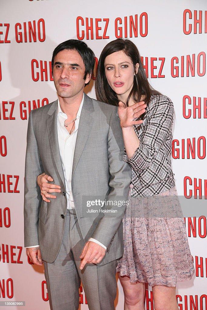 'Chez Gino' Paris Premiere