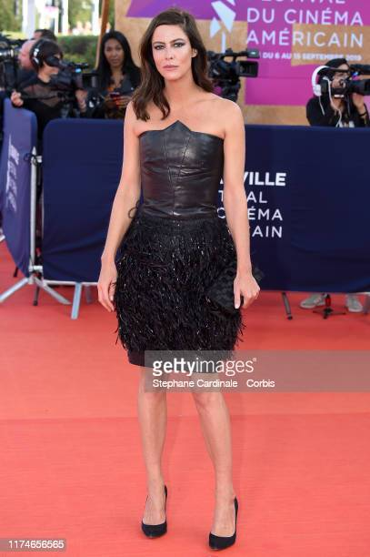 Anna Mouglalis attends the Award Ceremony during the 45th Deauville American Film Festival on September 14, 2019 in Deauville, France.