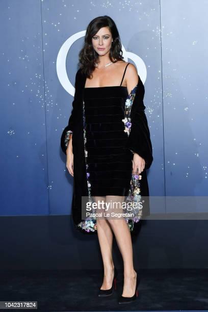 Anna Mouglalis attends the Opening Season Paris Opera Ballet Gala as part of the Paris Fashion Week Womenswear Spring/Summer 2019 on September 27...