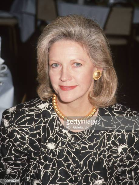 Anna Murdoch during 1991 ShoWest Convention at Bally's Hotel Casino in Las Vegas Nevada United States