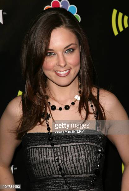 Anna Nalick during 2005 Radio Music Awards Arrivals at Aladdin Hotel in Las Vegas CA United States