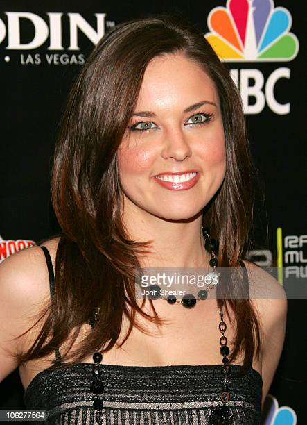 Anna Nalick during 2005 Radio Music Awards Arrivals at Aladdin Hotel in Las Vegas Nevada United States