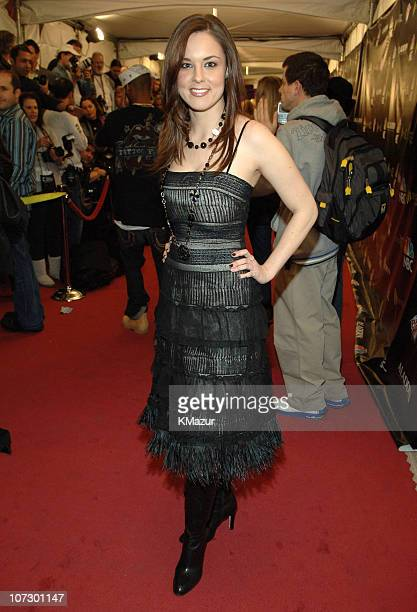Anna Nalick during 2005 Radio Music Awards Red Carpet at Aladdin Hotel in Las Vegas Nevada United States