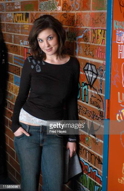 Anna Nalick during 2005 Sundance Film Festival ASCAP Music Cafe with Mary Gauthier Anna Nalick Billy Corrington Ricki Lee Jones and Suzanne Vega at...