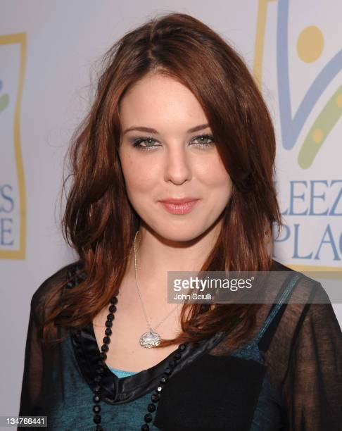 Anna Nalick during Grand Opening Of The Assistance League 'Leeza's Place' In Hollywood in Los Angeles CA United States