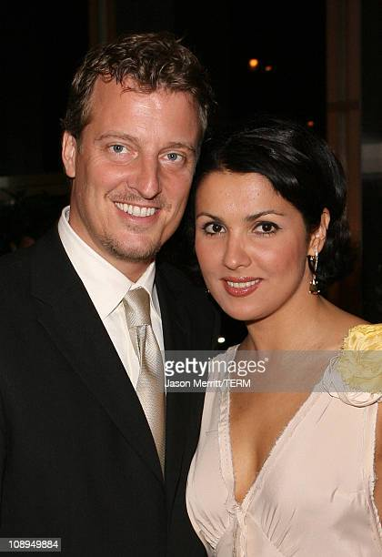 Anna Netrebko and Jeffrey Vanderveen *exclusive*