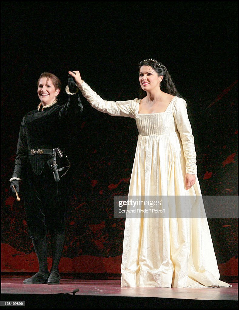 Image result for Bellini. Anna Netrebko & Joyce DiDonato Paris Opera