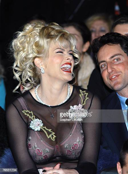 Anna Nicole Smith and Howard K Stern