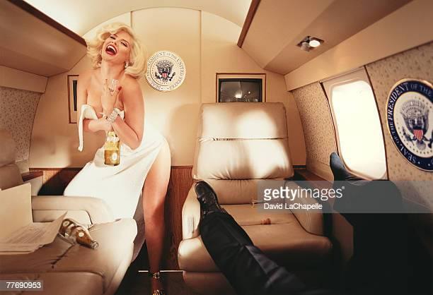 Anna Nicole Smith Anna Nicole Smith by David LaChapelle Anna Nicole Smith Vanity Fair June 1 2001