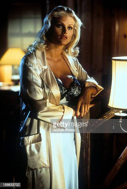 Anna Nicole Smith in a scene from the film 'Naked Gun 33 1/3 The Final Insult' 1994