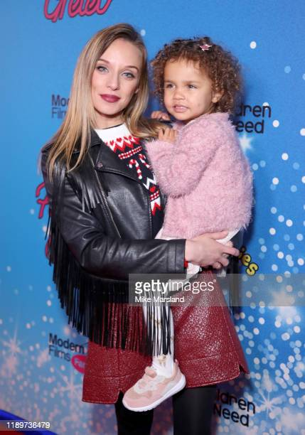 "Anna Nightingale attends the ""Cbeebies Christmas Show: Hansel & Gretal"" UK Premiere at Cineworld Leicester Square on November 24, 2019 in London,..."