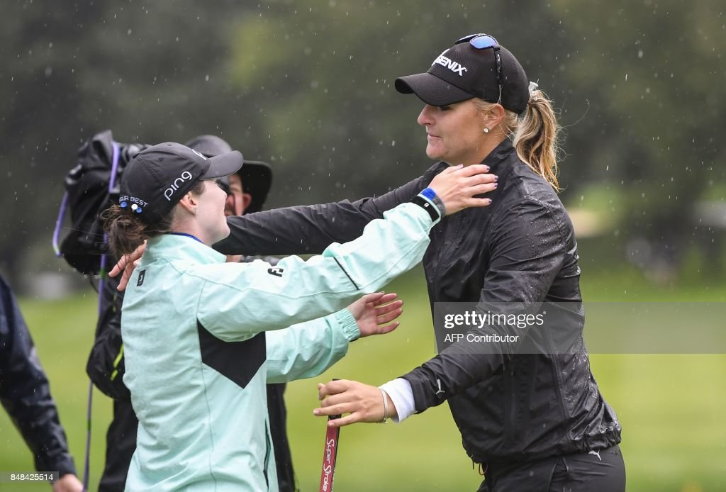 GOLF-LPGA-FRA-WOMEN : News Photo