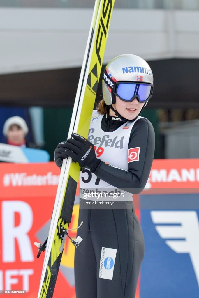 AUT: FIS Ski Jumping Worldcup Women's Qualification