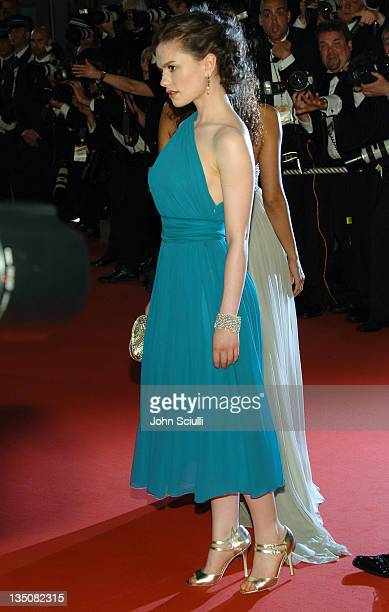 Anna Paquin during 2006 Cannes Film Festival XMen 3 The Last Stand Premiere at Palais des Festival in Cannes France