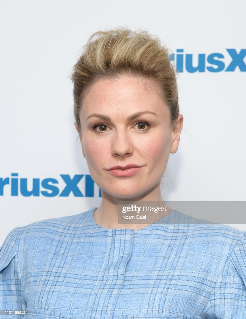 NY: Celebrities Visit SiriusXM - February 21, 2019