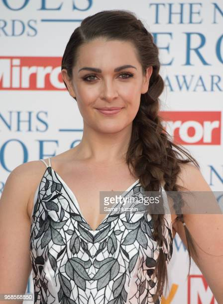 Anna Passey attends the 'NHS Heroes Awards' held at the Hilton Park Lane on May 14 2018 in London England