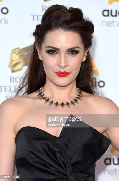 Anna Passey attends the Royal Television Society Programme Awards on March 21 2017 in London United Kingdom