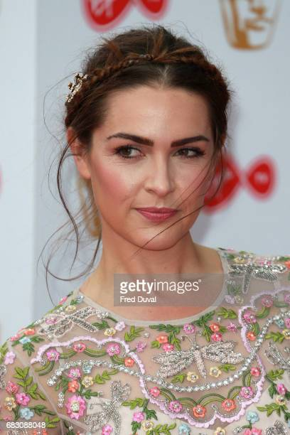 Anna Passey attends the Virgin TV BAFTA Television Awards at The Royal Festival Hall on May 14 2017 in London England