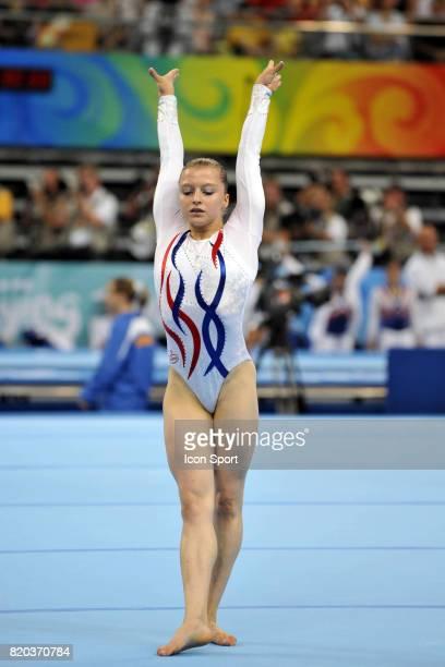 Anna Pavlova Gymnastique Artistique Concours par equipes Femmes Jeux Olympiques 2008
