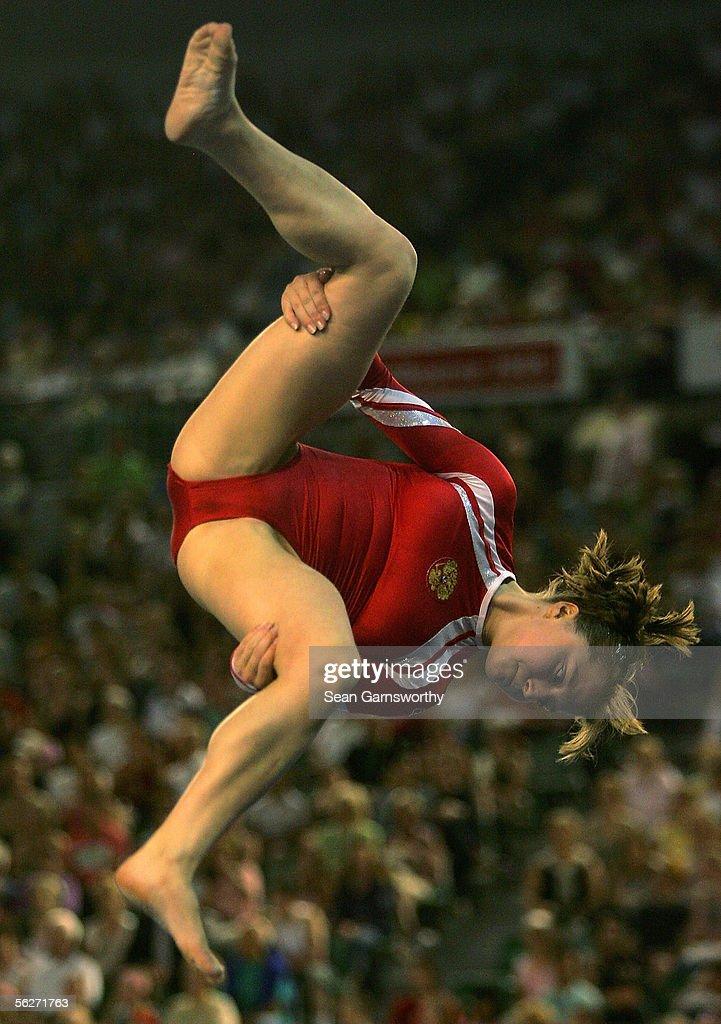 Nudist gymnastic championship