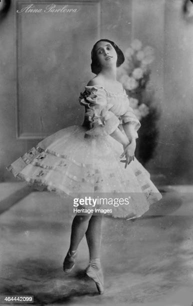 Anna Pavlova Russian ballerina 1910s Pavlova was the most famous classical ballerina of her era She trained at the school of the Imperial Ballet made...
