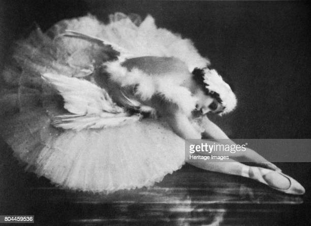 Anna Pavlova Russian ballerina in 'The Swan' early 20th century Pavlova was the most famous classical ballerina of her era She trained at the school...