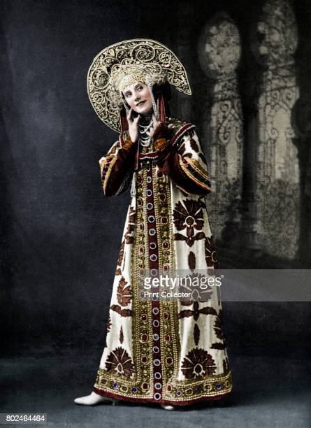 Anna Pavlova , Russian ballet dancer, 1911-1912. Pavlova was the most famous classical ballerina of her era. She trained at the school of the...