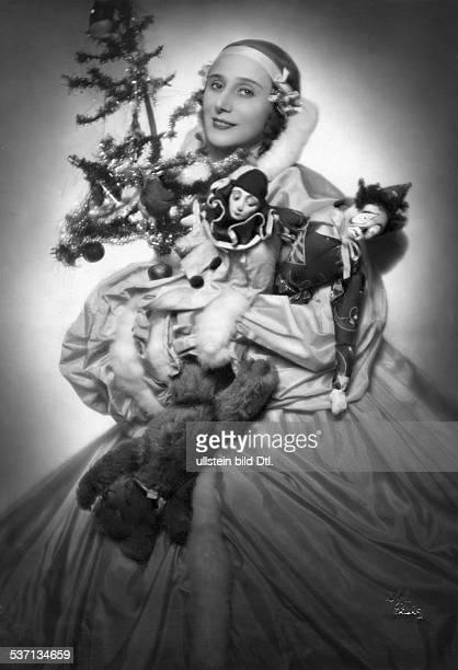 Anna PavlovaAnna Pawlowa Ballettänzerin Tänzerin Russland Primaballerina des ehem Kaiserlichen Hofballetts Petersburg Porträt in einer...