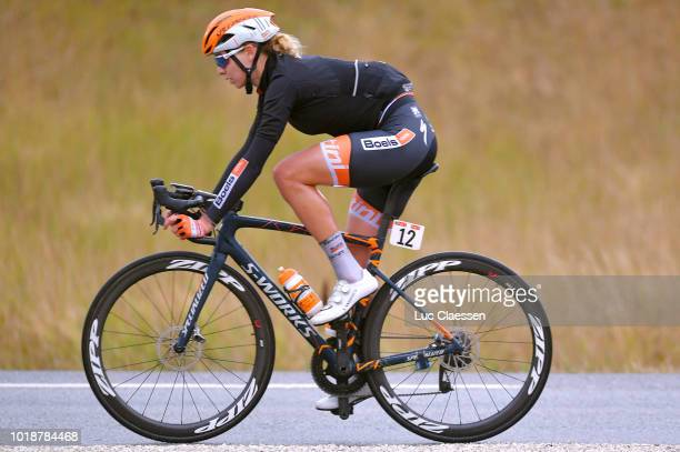 Anna Plichta of Poland and Boels Dolmans Cycling Team / during the 4th Ladies Tour of Norway 2018 Stage 2 a 1277km stage from Fredrikstad to...
