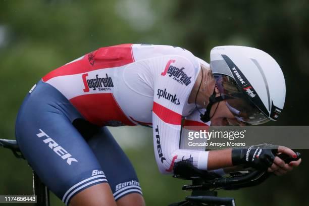 Anna Plichta of Poland and Trek- Segafredo / during the WNT Madrid Challenge by La Vuelta, Stage 1 a 9,3km stage from Boadilla del Monte to Boadilla...