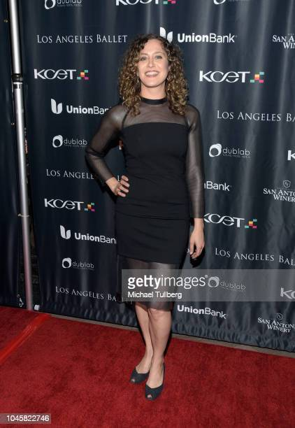 Anna Rose Hopkins attends KCET's 'Find Your Original' Event at The Majestic Downtown on October 4 2018 in Los Angeles California