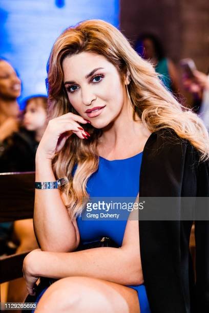 Anna Russo attends Sanctuary Fashion Week on March 7 2019 in Los Angeles California