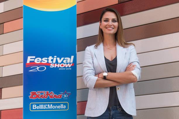 ITA: 20th Festival Show Press Conference in Venice