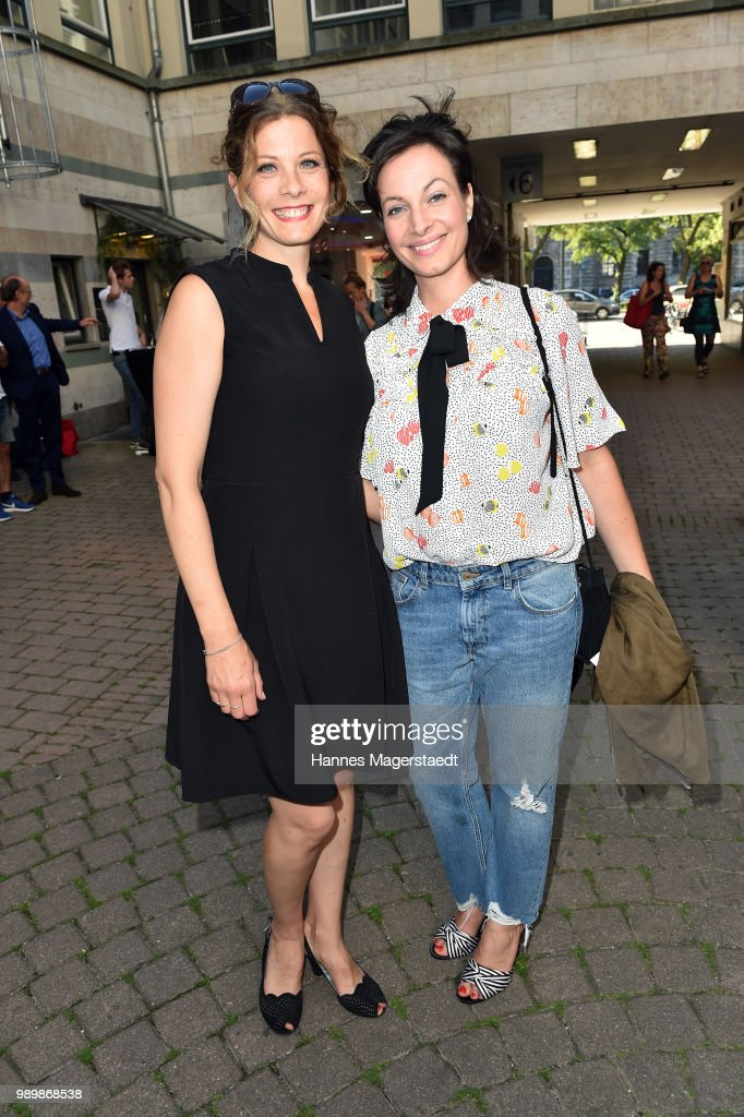 'Hanne' Premiere - Munich Film Festival 2018 : News Photo