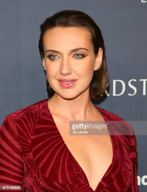 Anna Schafer attends the 2017 Baby2Baby Gala on November 11 2017 in Los Angeles California