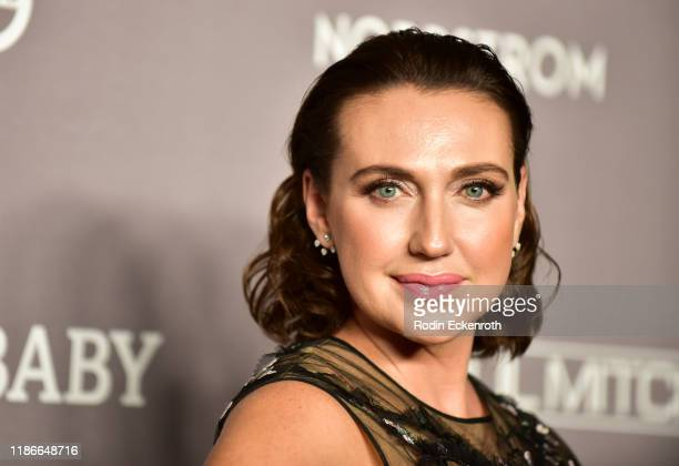 Anna Schafer attends the 2019 Baby2Baby Gala Presented by Paul Mitchell at 3LABS on November 09, 2019 in Culver City, California.
