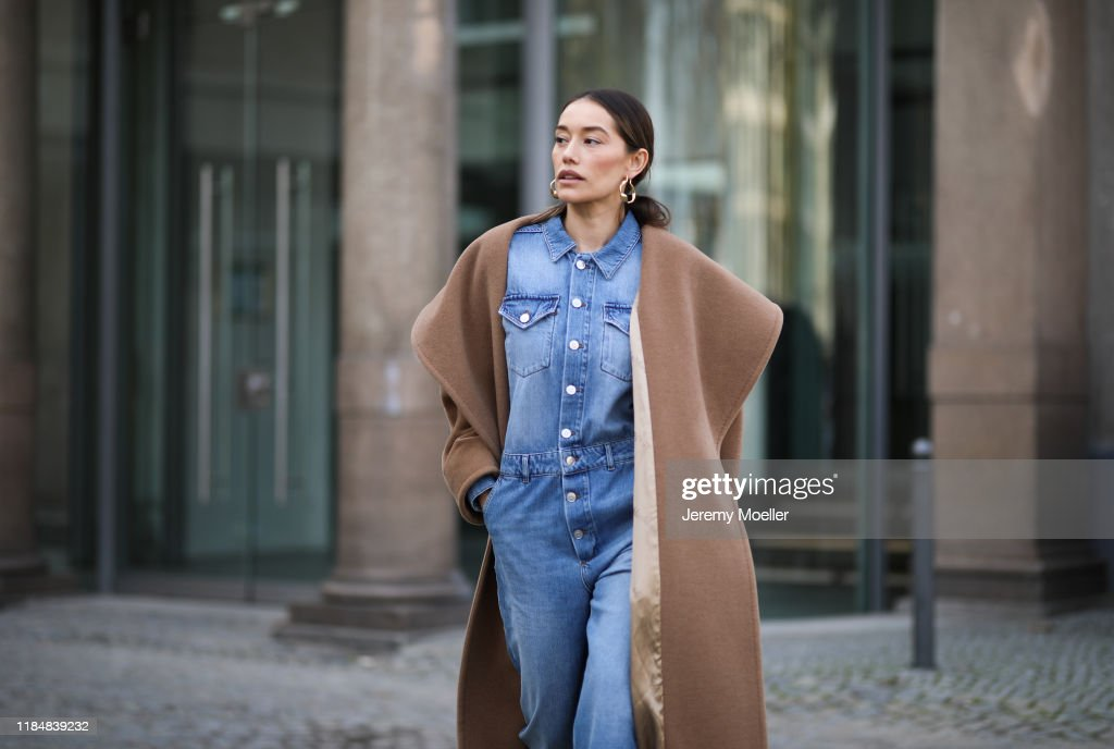 Street Style - Berlin - October 31, 2019 : Photo d'actualité