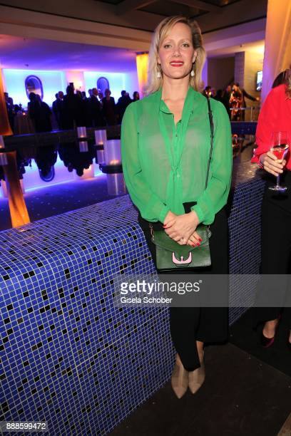 Anna Schudt during the ARD advent dinner hosted by the program director of the tv station Erstes Deutsches Fernsehen at Hotel Bayerischer Hof on...