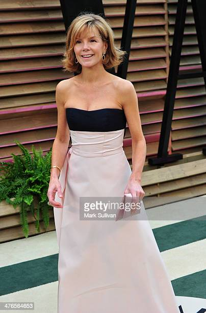 Anna Scott Carter attends the 2014 Vanity Fair Oscar Party hosted by Graydon Carter on March 2 2014 in West Hollywood California