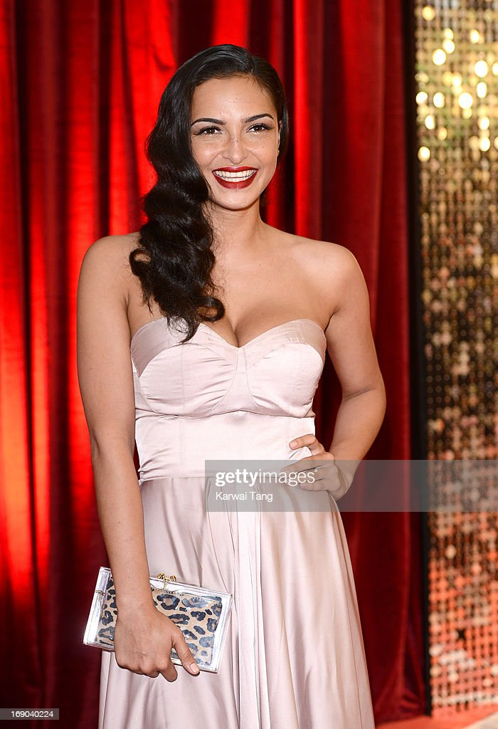 Anna Shaffer attends the British Soap Awards at Media City on May 18, 2013 in Manchester, England.