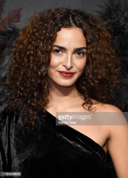 Anna Shaffer attends The Witcher World Premiere at The Vue on December 16 2019 in London England