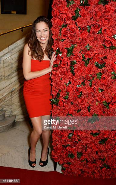 Anna Skellern attends an after party following the press night performance of 'Woman On The Verge Of A Nervous Breakdown' at The Royal Horseguards...