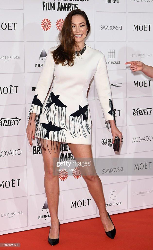 Anna Skellern attends the Moet British Independent Film Awards at Old Billingsgate Market on December 7, 2014 in London, England.