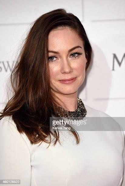 Anna Skellern attends the Moet British Independent Film Awards at Old Billingsgate Market on December 7 2014 in London England