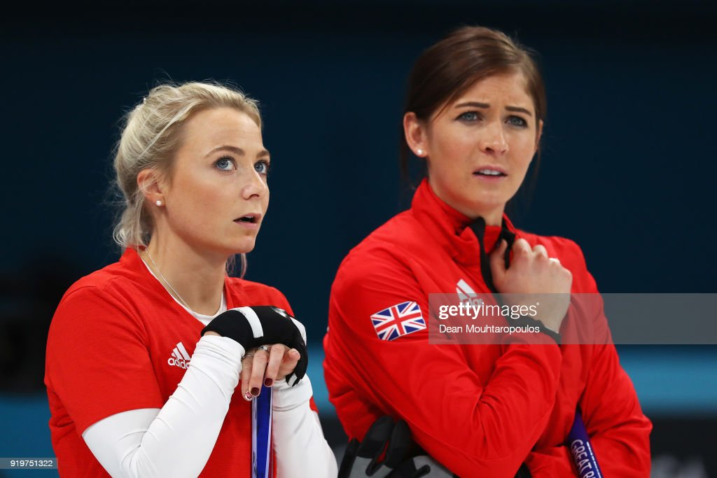 Curling - Winter Olympics Day 9 : News Photo
