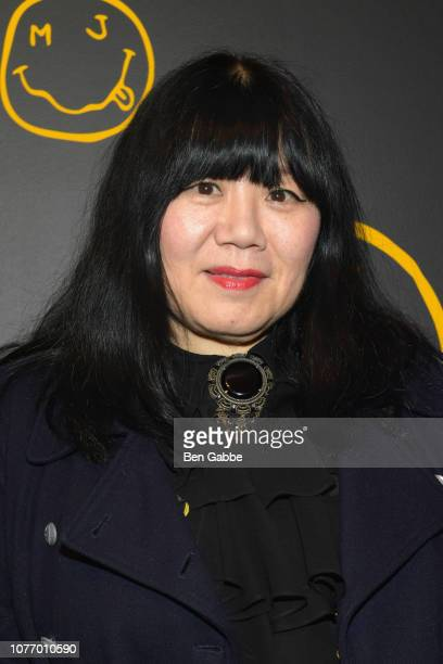 Anna Sui attends as Marc Jacobs Sofia Coppola Katie Grand celebrate The Marc Jacobs Redux Grunge Collection and the opening of Marc Jacobs Madison on...